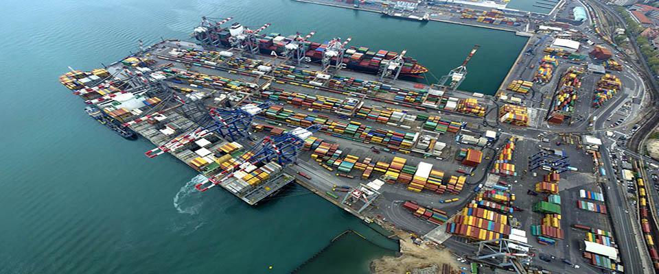 Toàn cảnh cảng La Spezia - Ý