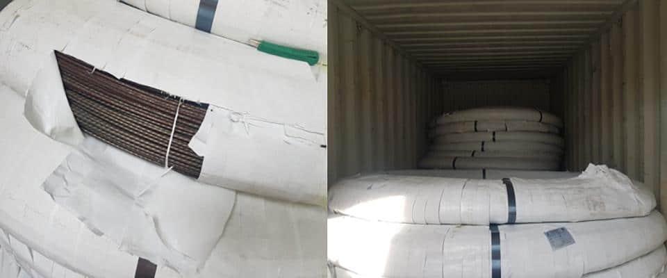 Các mặt hàng Sắt thép các loại nhập khẩu từ Qatar về Hải Phòng