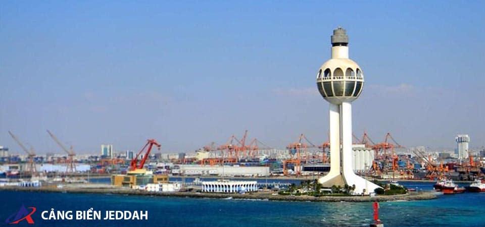 vận chuyển hàng ả rập saudi - cảng biển jeddah