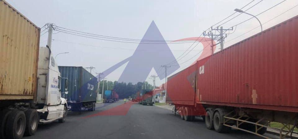 vận chuyển hàng anh - Hàng xuất khẩu tại khu công nghiệp đi anh